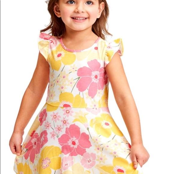 🎉 HP🎉New Cute Toddler Swing Dress